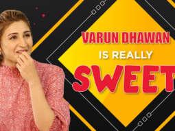 """I'd love to PLAYBACK for Alia Bhatt & Kareena Kapoor Khan"" Dhvani NA JA TU Varun Shraddha K"