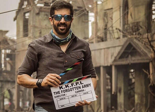 """I've lived with Forgotten Army for 20 years"", says Kabir Khan"