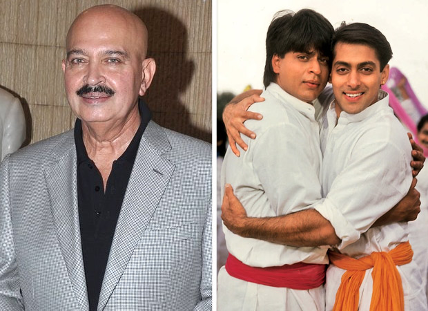 "25 Years Of Karan Arjun EXCLUSIVE ""Shah Rukh came back to me when he found out that Salman and Aamir Khan have shown interest"" – Rakesh Roshan"