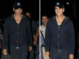 Akshay Kumar hilariously pranks paparazzi, watch video