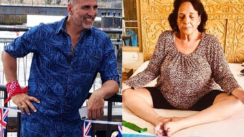 Akshay Kumar takes his mother to a casino on her birthday and she's the happiest birthday girl!
