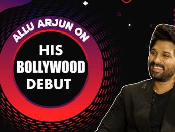 Allu Arjun on working with Salman Khan & his Bollywood Debut Dealing with Failures SRK Akshay
