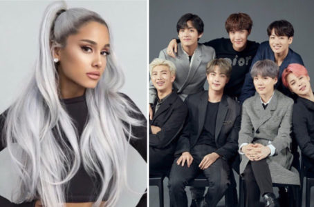 Ariana Grande teases that BTS Black Swan rehearsals was the most incredible thing she had ever seen