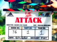 On The Sets from the movie Attack