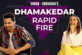 BLOCKBUSTER Varun-Shraddha's rapid fire on Prabhas, SRK, Hrithik, Salman, Tiger Street Dancer 3D