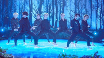 BTS leaves us mesmerized with modern-contemporary style during their first performance on Black Swan