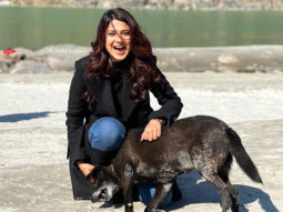Beyhadh 2 Jennifer Winget experiences pure joy in Rishikesh with her furry friend
