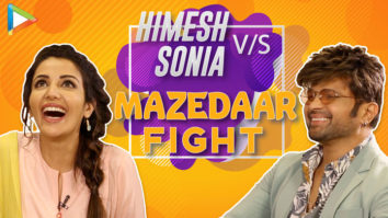 CRAZY FUN- How well do Himesh & Sonia know Bollywood Musical Films Salman Khan Quiz