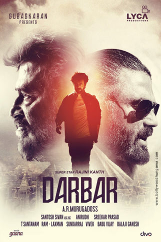 First Look Of Darbar