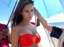 Disha Patani shares a couple more sizzling bikini-clad stills from Malang