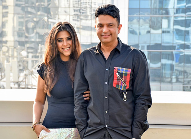 Ekta Kapoor collaborates with Bhushan Kumar