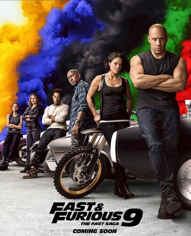 Fast & Furious 9 full movie Hindi 480p 720p download on 9xmovies Tamilrockers