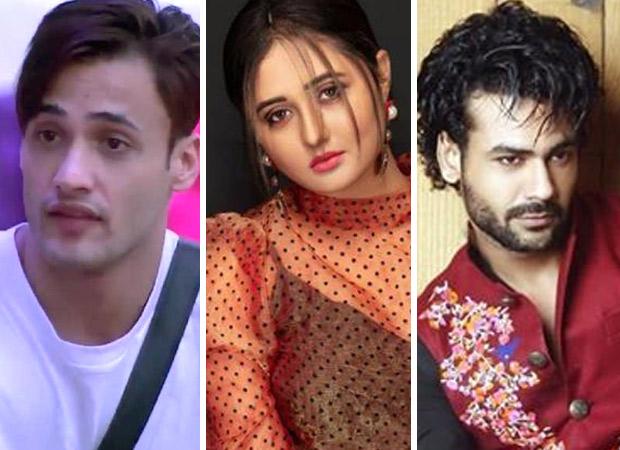 Bigg Boss 13: Bigg Boss exposes Asim Riaz, Rashami Desai and Vishal Singh after they flout rules