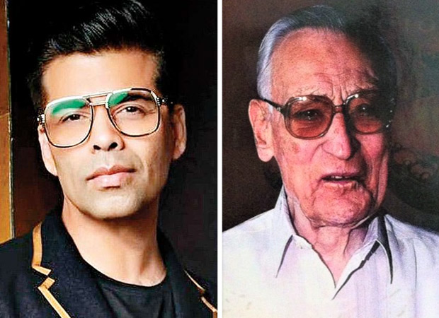 Karan Johar to adapt the book on Indian spymaster R.N Kao on the big screen