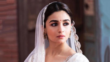 Gangubai Kathiawadi: Alia Bhatt drops the film's motion poster, first look to be revealed tomorrow