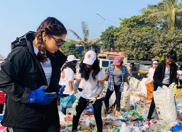 Bhumi Pednekar urges fans to segregate recyclable plastic