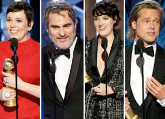 Golden Globes 2020 Winners: Olivia Colman, Joaquin Phoenix, Phoebe Waller-Bridge, Brad Pitt win big at the awards night