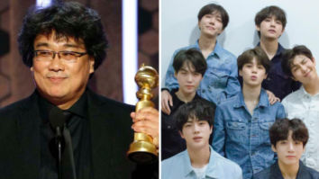 Golden Globes 2020: Parasite filmmaker Bong Joon Ho says BTS has 3000 times more power and influence than him