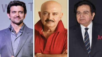 Happy Birthday Hrithik Roshan Rakesh Roshan JUSTIFIES the actor doing fewer films by quoting Dilip Kumar