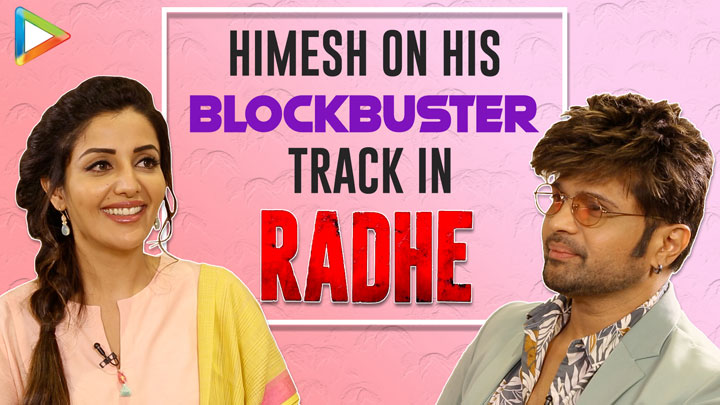 Himesh on RADHE's Blockbuster Song & Pressure of working with Salman Khan Sonia Mann