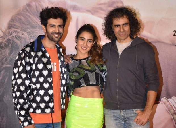 Love Aaj Kal trailer launch: Kartik Aaryan reveals that he stared at the first poster for 3 hours