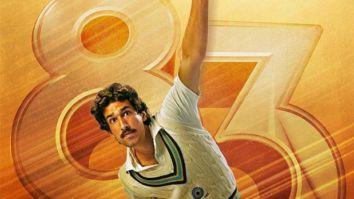 '83: Ranveer Singh unveils first poster of Dhairya Karwa as Ravi Shashtri