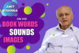 INSPIRING Amit Khanna on his Journey & Book Words.Sounds.Images Classic Songs National Award