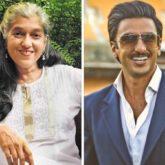 Jayeshbhai Jordaar: Ratna Pathak Shah to play Ranveer Singh's mother