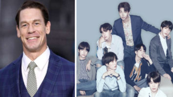 John Cena praises his favourite band BTS and their positive impact on young people through music
