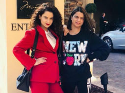 Kangana Ranaut talks about picking tacky films to finance Rangoli Chandel's surgeries post the acid attack