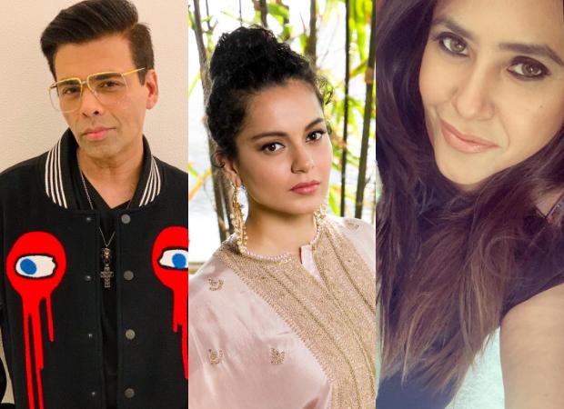 Karan Johar, Kangana Ranaut, and Ekta Kapoor are overwhelmed and humbled as they honoured with the Padma Shri award