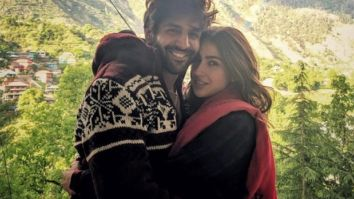 Kartik Aaryan and Sara Ali Khan as Veer and Zoe are all things love!