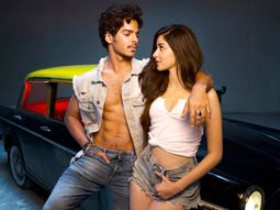 Khaali Peeli: Ishaan Khatter and Ananya Panday perform high octane stunts without body doubles