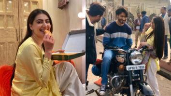 Khuda Hafiz stars Shivaleeka Oberoi and Vidyut Jammwal zoom around in Lucknow