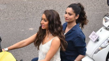 LEAKED PHOTOS! Shraddha Kapoor begins Jaipur shooting of Baaghi 3 with Ankita Lokhande and Tiger Shroff