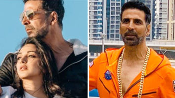 LEAKED Stills from Akshay Kumar and Kiara Advani's upcoming film Laxmmi Bomb's Dubai schedule