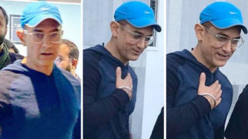 Laal Singh Chaddha: Aamir Khan sports clean shaven look in these leaked photos from Gurgaon schedule