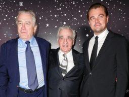 Leonardo DiCaprio confirms starring alongside Robert De Niro in Martin Scorcese's Killers Of The Flower Moon