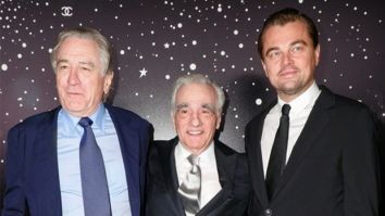 Leonardo DiCaprio confirms starring alongside Robert De Niro in Martin Scorcese's Killers Of The Flower Moon