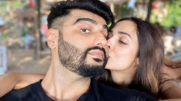 Malaika Arora's New Year selfie with beau Arjun Kapoor is all things love!