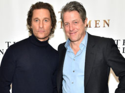Matthew McConaughey and Hugh Grant turn matchmakers for their parents