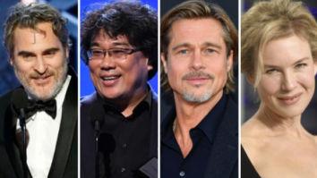Oscars 2020 Nominations: Joaquin Phoenix, Bong Joon-ho, Brad Pitt, The Irishman, Joker, Once Upon A Time In Hollywood receive nods