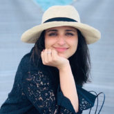 Parineeti Chopra is the happiest as she chills on a hammock in the middle of the ocean in Maldives