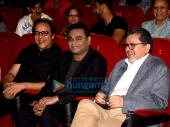 Photos: A.R. Rahman and Vidhu Vinod Chopra snapped at the trailer launch of Shikara – A Love Letter From Kashmir
