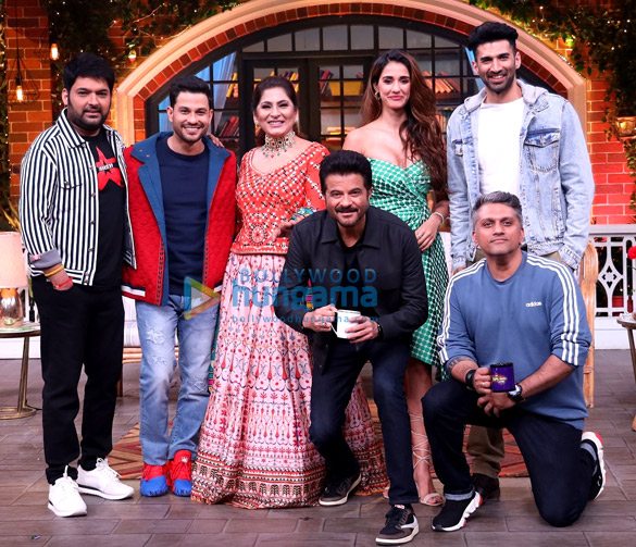 Photos Cast of Malang snapped on the sets of The Kapil Sharma Show (1)