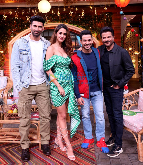 Photos Cast of Malang snapped on the sets of The Kapil Sharma Show (2)