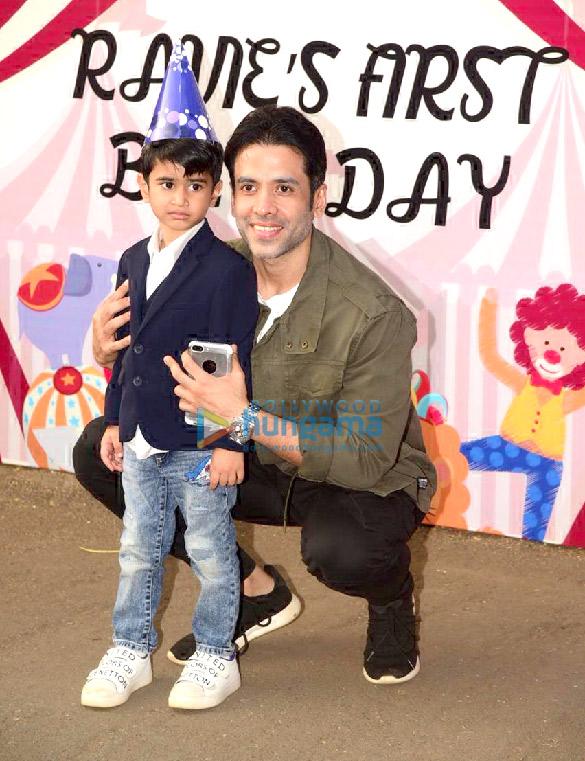 Photos Celebs attend Ekta Kapoor's son Ravie Kapoor birthday party1 (4)