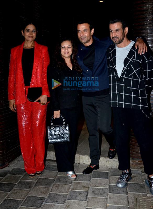 Photos: Celebs attend Sudhir Mishra's birthday party