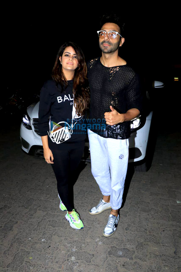 Photos Celebs attend the special screening of the film Jawaani Jaaneman at Juhu PVR-26