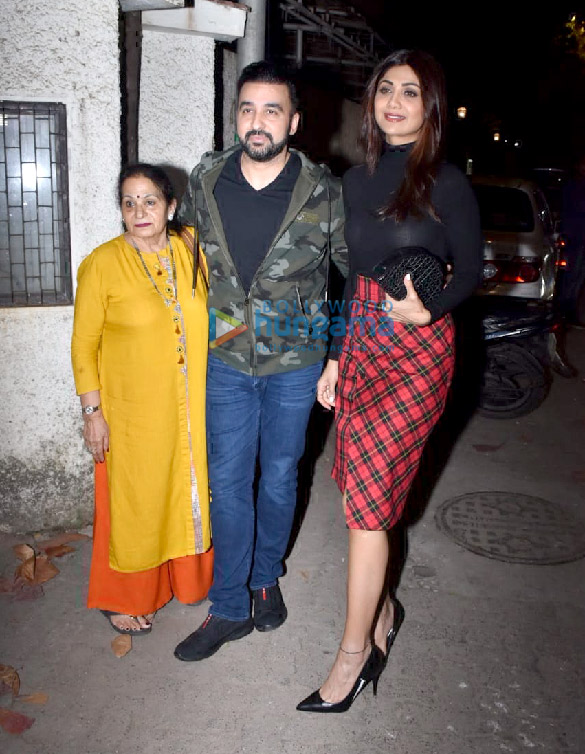 Photos Celebs attend the special screening of the movie Jawaani Jaaneman (1)